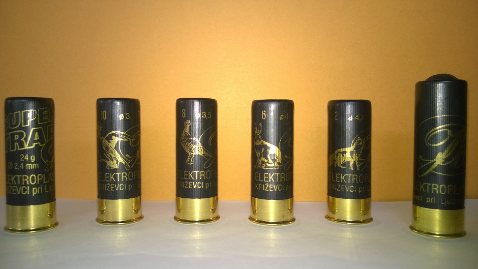 Ammunition for sport and hunting
